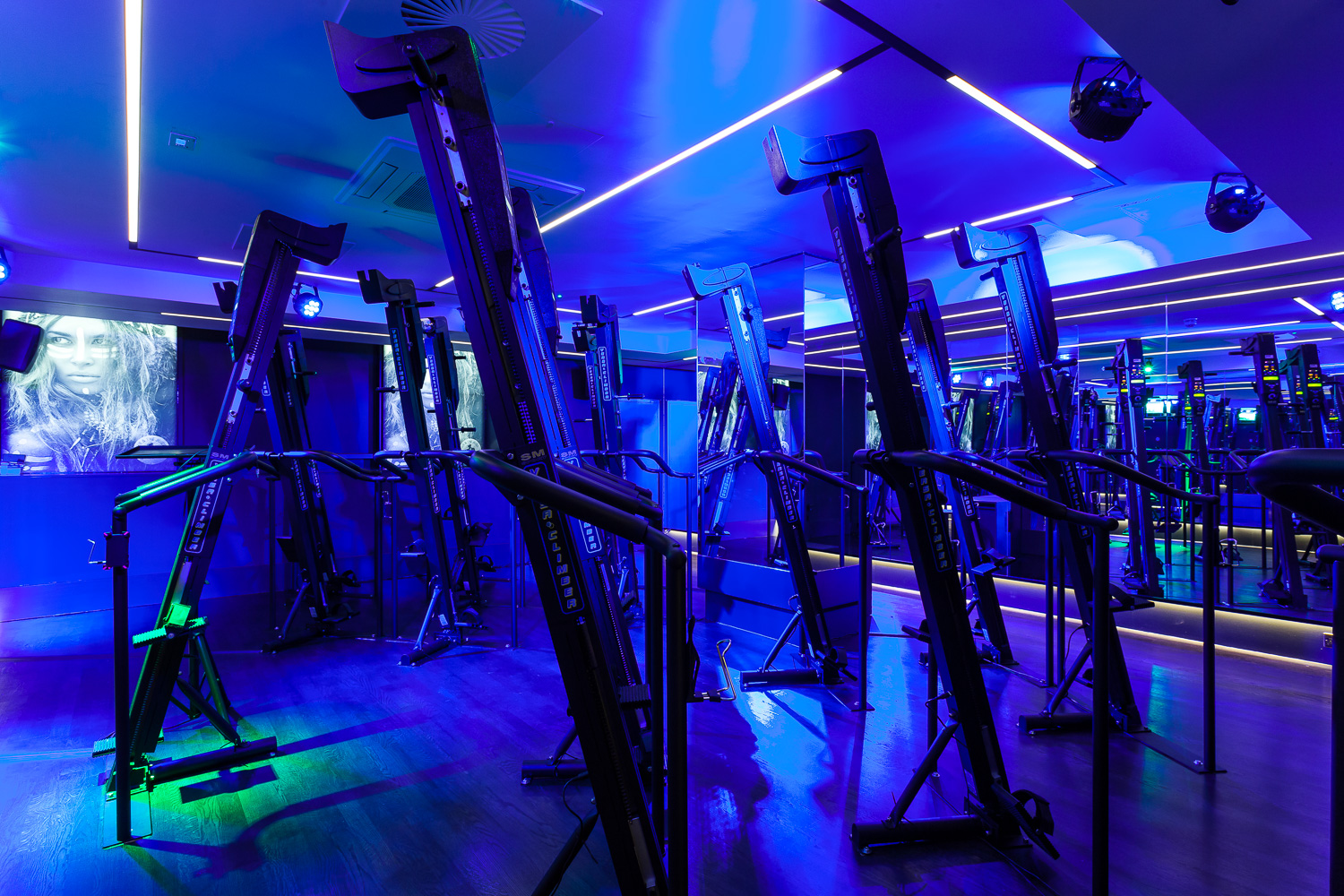 Going Up New Versaclimber Fitness Class Launched In London